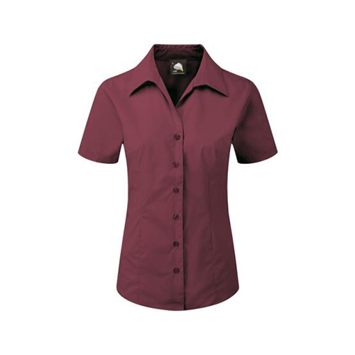 Edinburgh Premium Short Sleeve Blouse (5350)