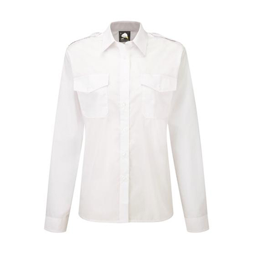 The Classic Long Sleeve Pilot Blouse (5860)