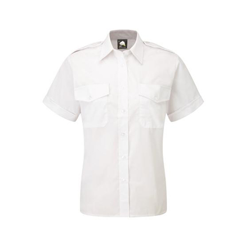 The Classic Short Sleeve Pilot Blouse (5850)