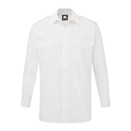 The Essential Long Sleeve Pilot Shirt (5810)