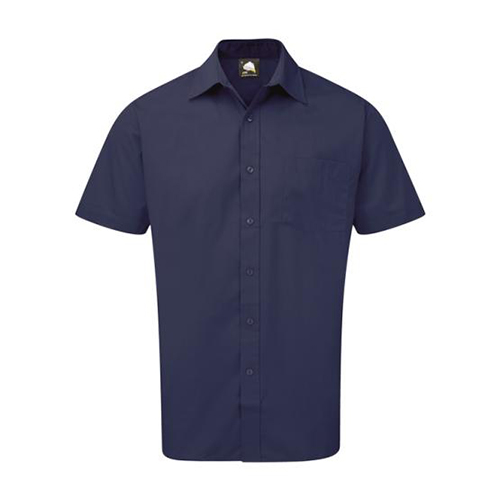The Essential Short Sleeve Shirt (5400)