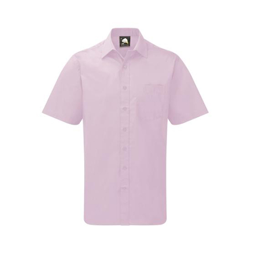 The Premium Oxford Short Sleeve Shirt (5600)