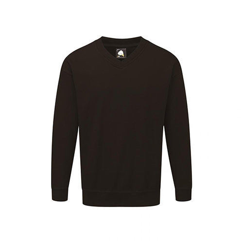 Buzzard V-Neck Sweatshirt (1260)