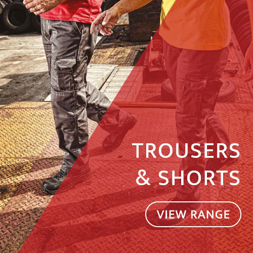 Severn Signs Ltd Gloucester Trousers And Shorts Range