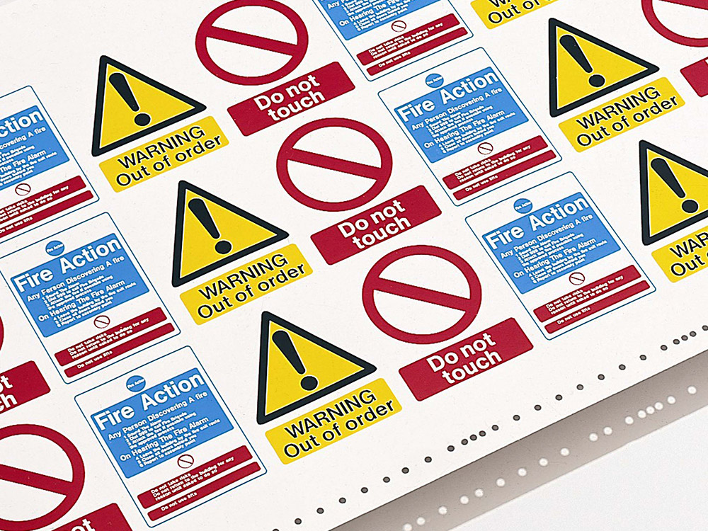 Severn Signs Ltd Labels And Stickers 2