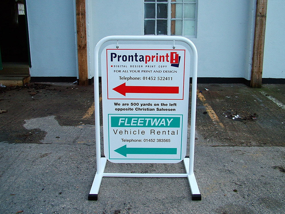 Severn Signs Ltd Outdoor And Pavement Signs 1