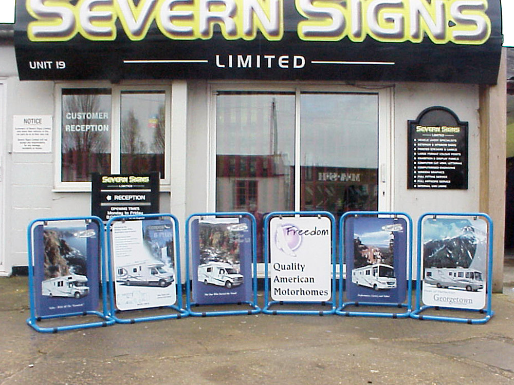 Severn Signs Ltd Outdoor And Pavement Signs 2