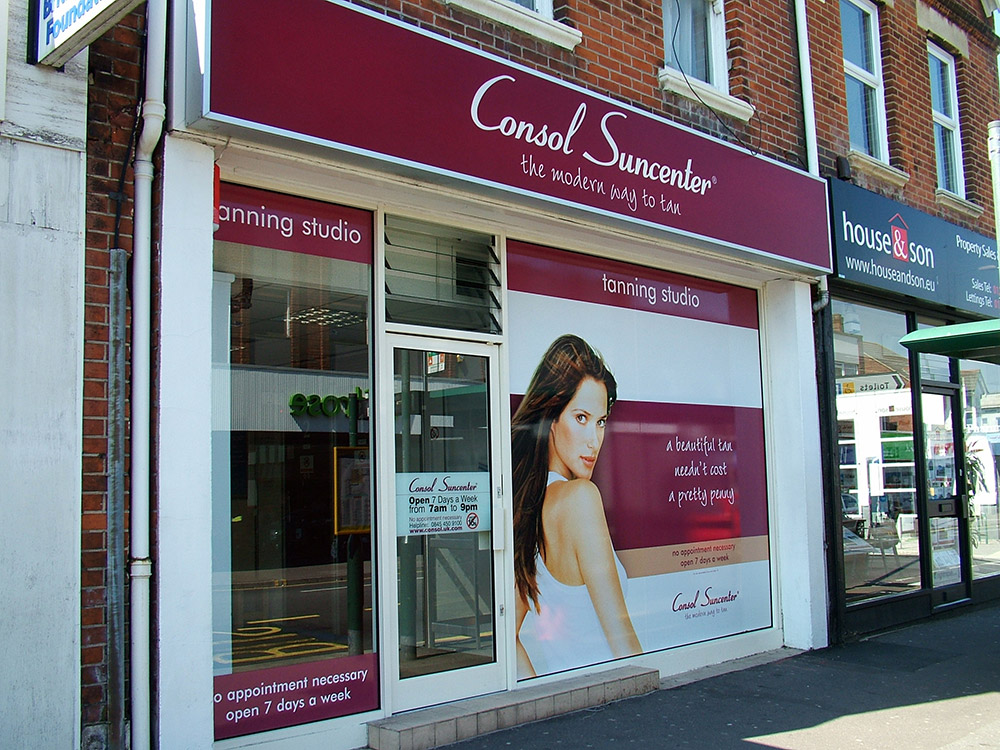 Severn Signs Ltd Window Graphics 1