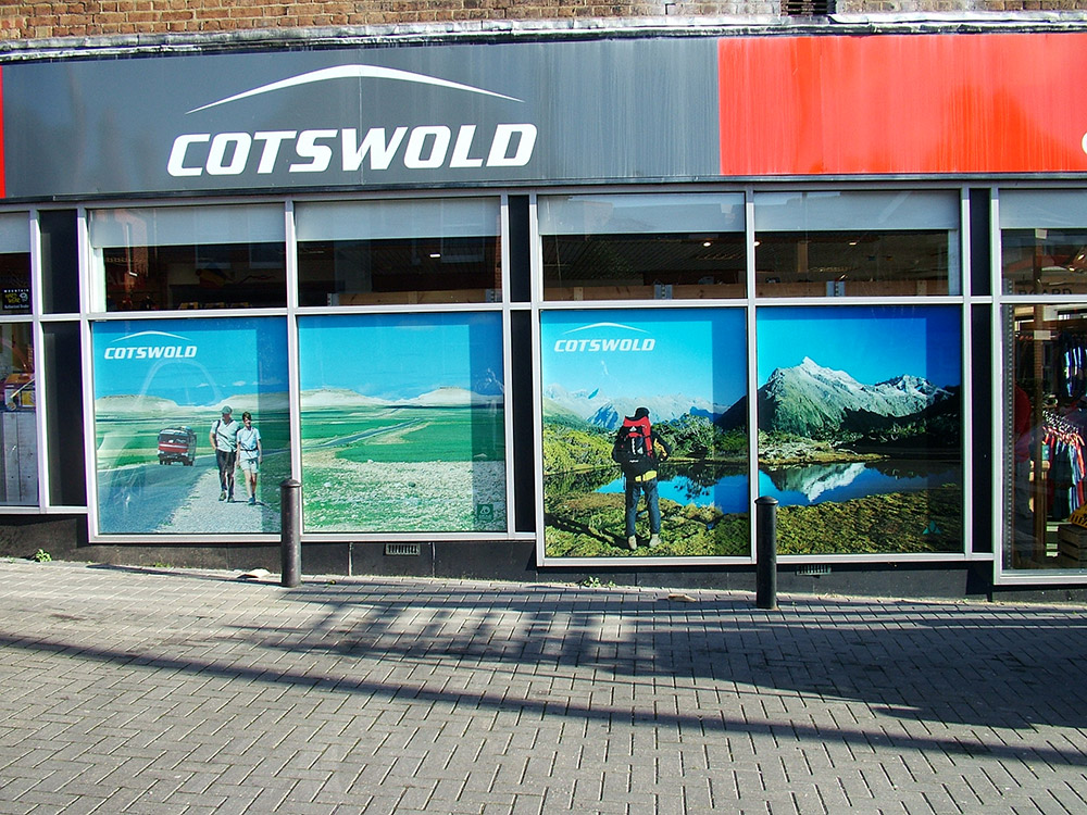 Severn Signs Ltd Window Graphics 2